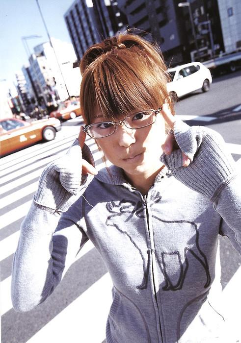 メガネが似合う 眼鏡美女の画像93