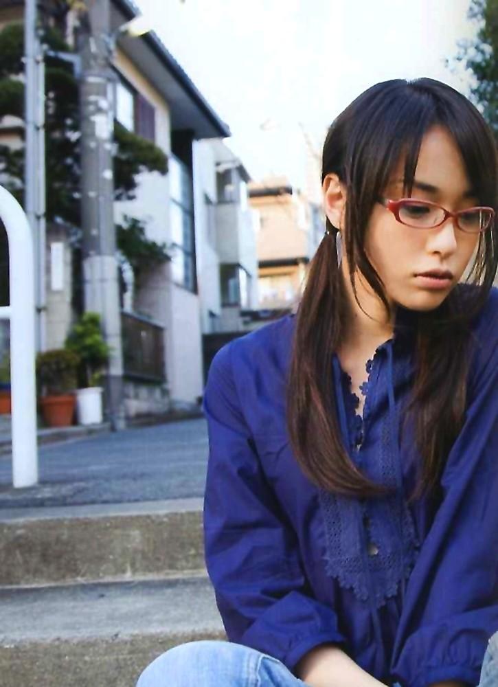 メガネが似合う 眼鏡美女の画像97
