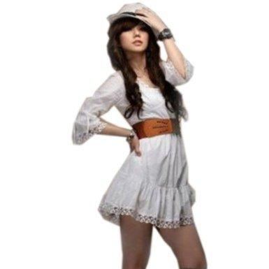 夏のトレンドカラーは「白」売れてるファッション画像集 (3)