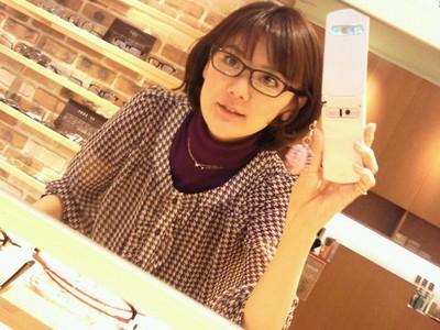 眼鏡をかけた美人女子アナウンサー画像21