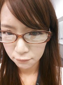 眼鏡をかけた美人女子アナウンサー画像28