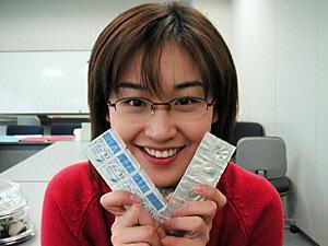 眼鏡をかけた美人女子アナウンサー画像35