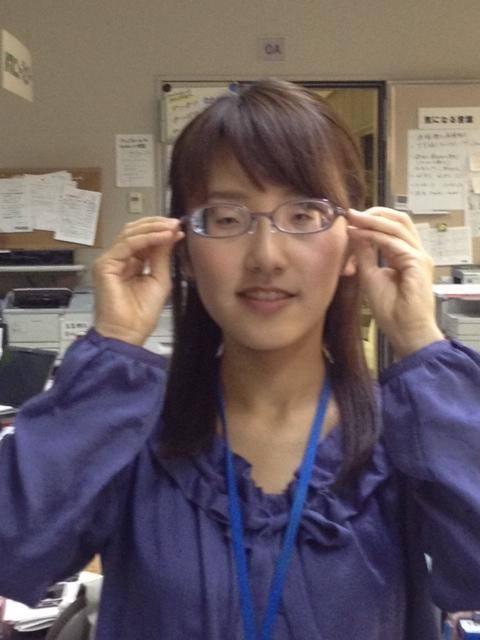 眼鏡をかけた美人女子アナウンサー画像39