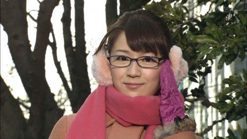 眼鏡をかけた美人女子アナウンサー画像45