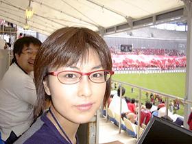眼鏡をかけた美人女子アナウンサー画像53