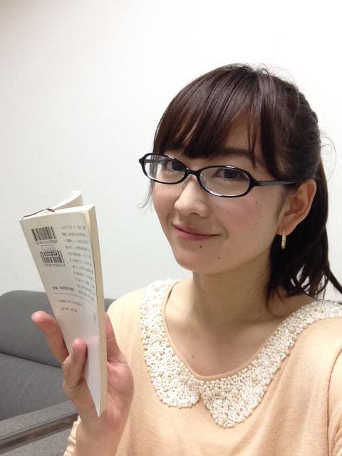 眼鏡をかけた美人女子アナウンサー画像6