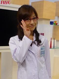 眼鏡をかけた美人女子アナウンサー画像64