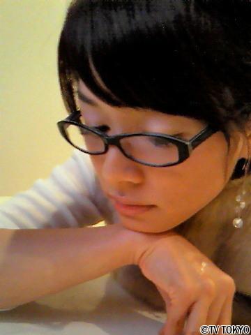 眼鏡をかけた美人女子アナウンサー画像74
