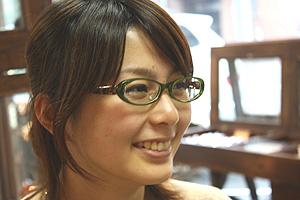 眼鏡をかけた美人女子アナウンサー画像91