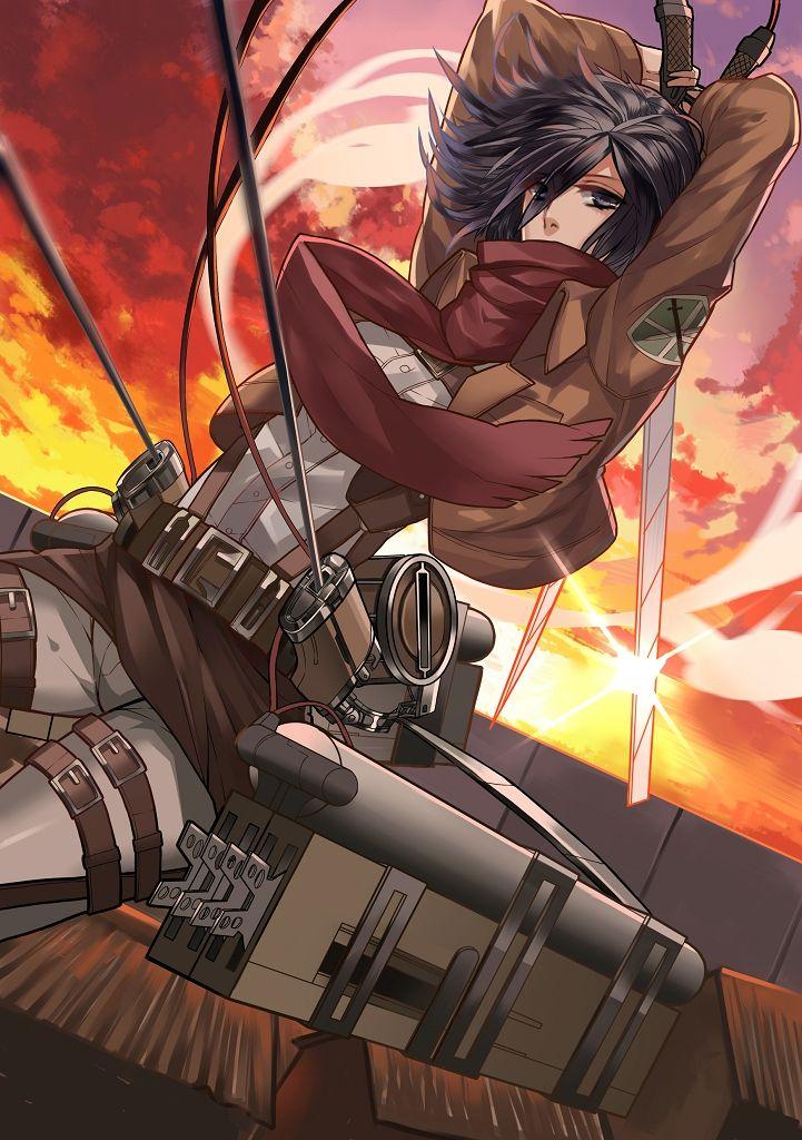 進撃の巨人のファンアート画像1232