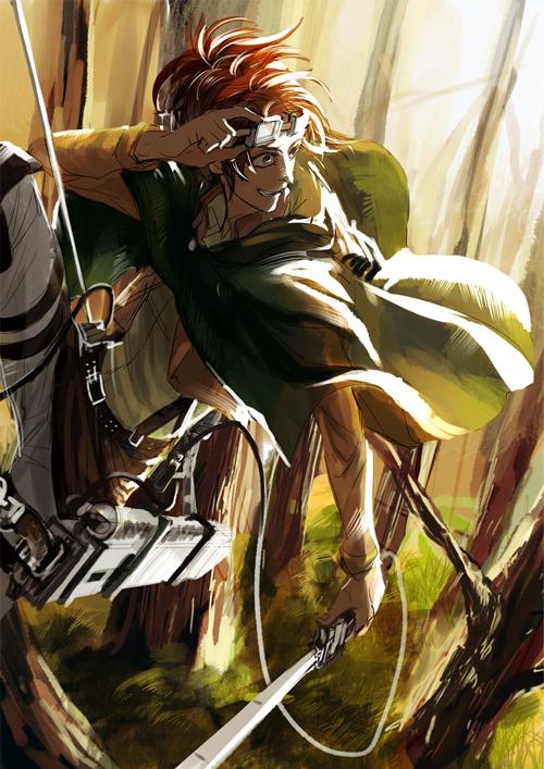 進撃の巨人のファンアート画像128