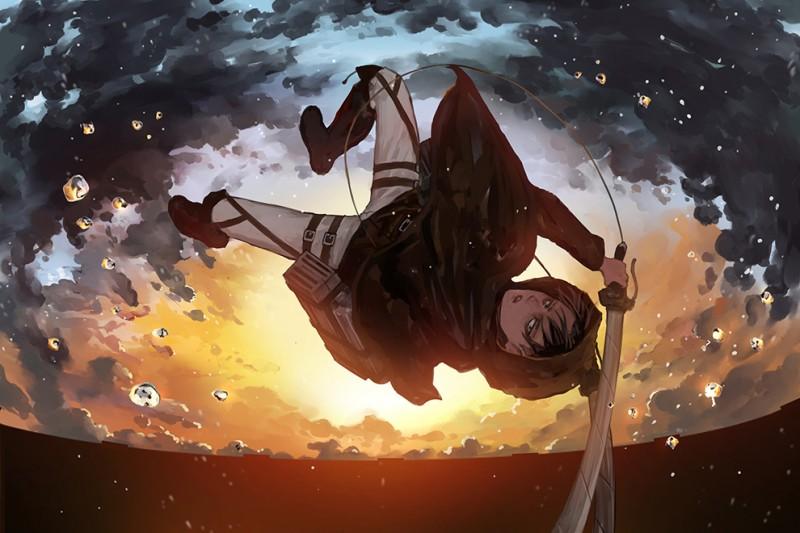 進撃の巨人のファンアート画像154