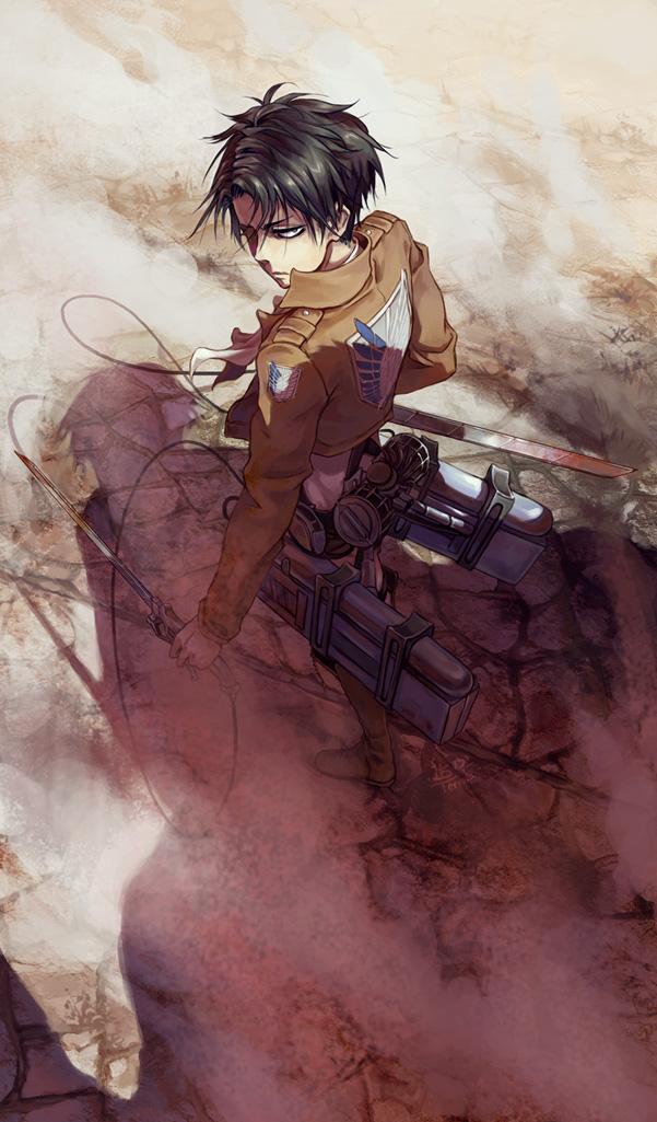 進撃の巨人のファンアート画像181