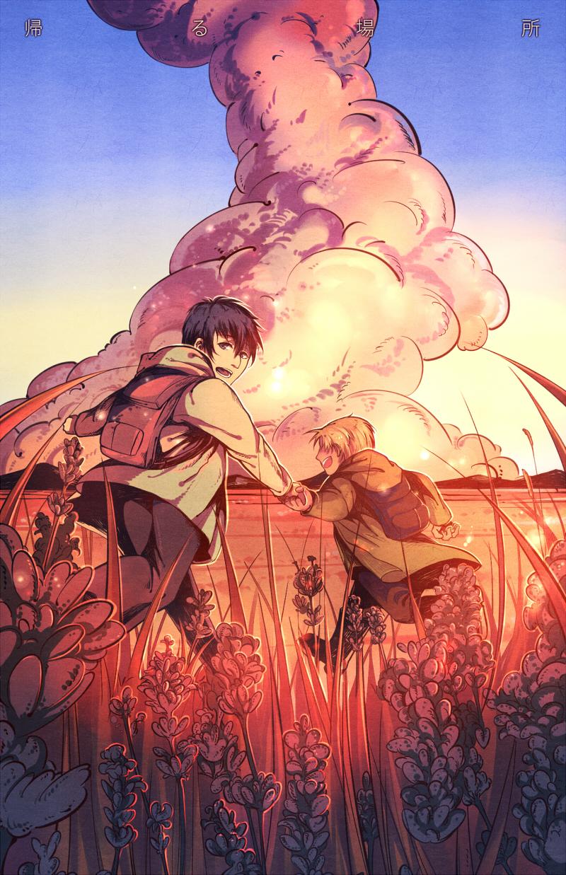 進撃の巨人のファンアート画像183