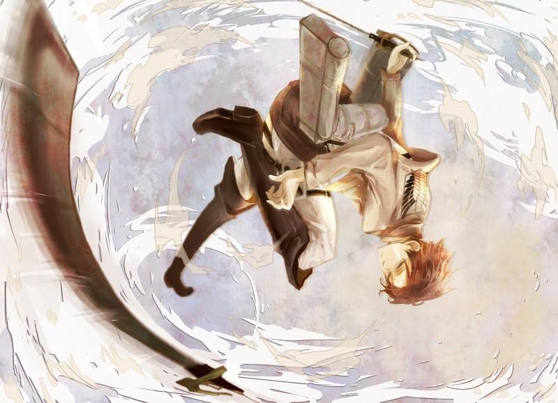 進撃の巨人のファンアート画像228