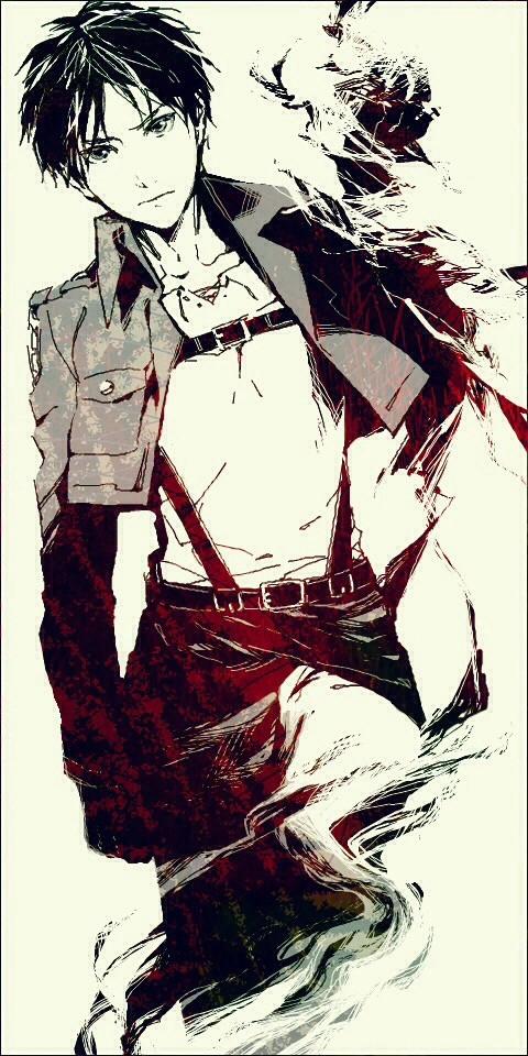 進撃の巨人のファンアート画像237