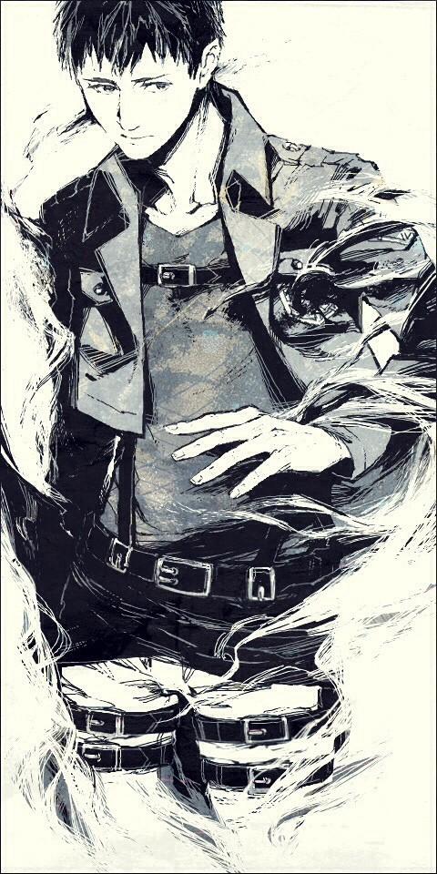 進撃の巨人のファンアート画像240