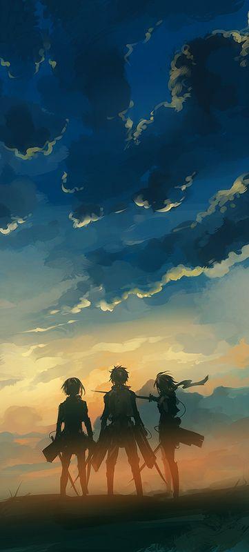 進撃の巨人のファンアート画像419