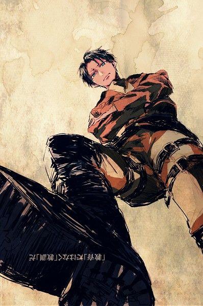 進撃の巨人のファンアート画像484