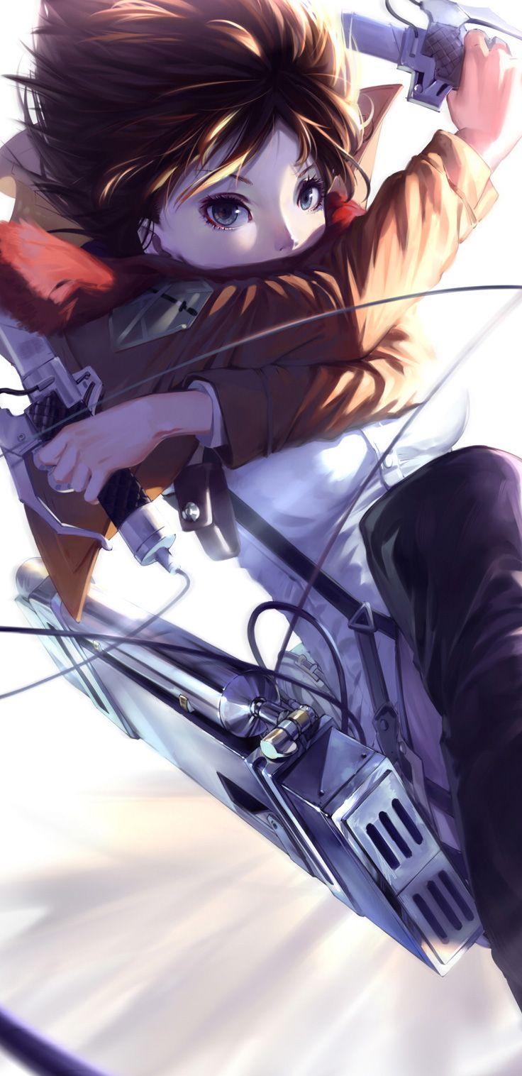 進撃の巨人のファンアート画像993
