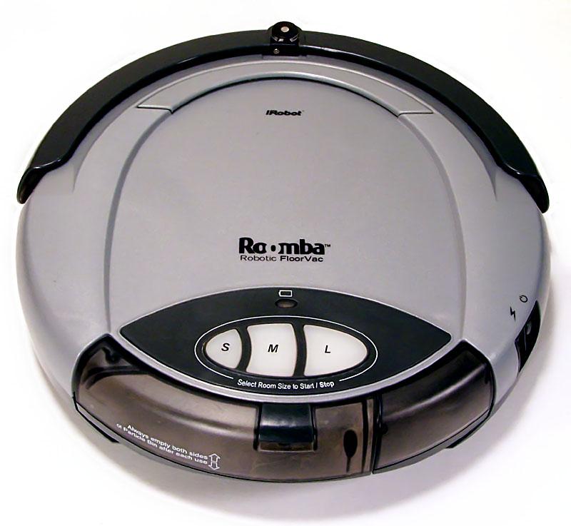 ルンバ,Roomba,iRobot