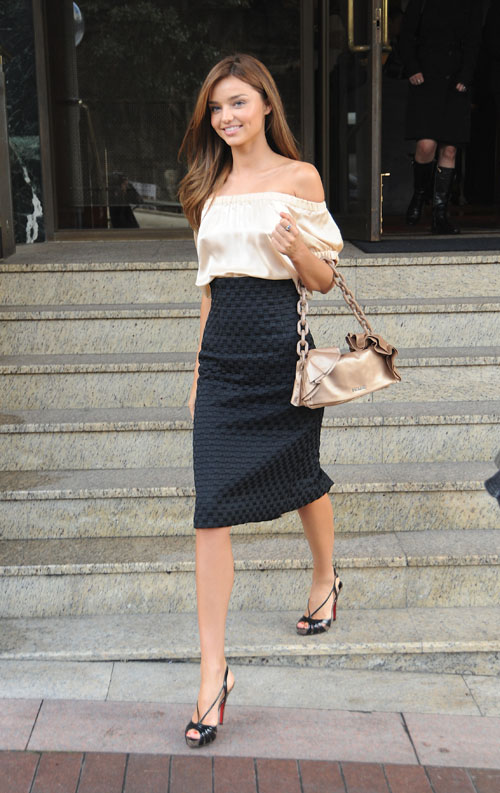 Miranda Kerr and Megan Gale lunch at Aria in Sydney Australia
