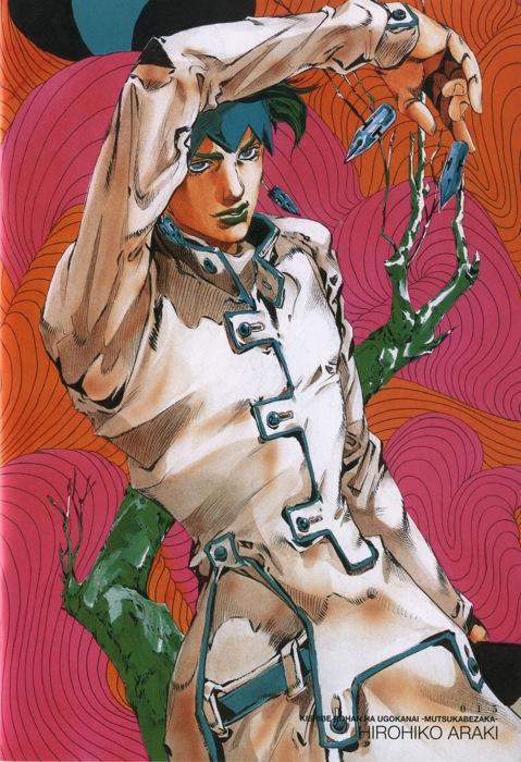 ジョジョの奇妙な冒険12
