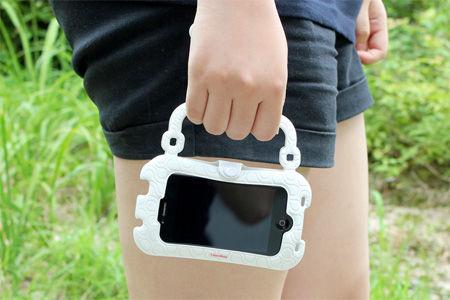 ハンドバッグ iPhoneケース9