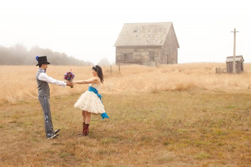 不思議の国のアリスっぽい結婚式が素敵な画像116