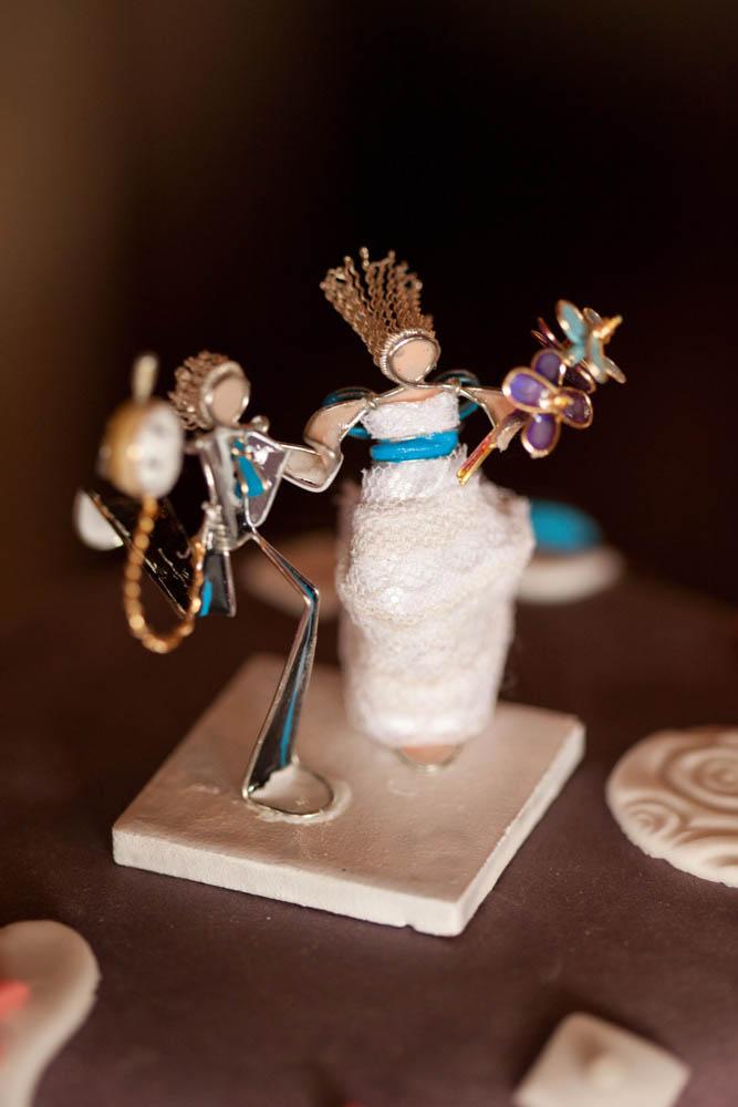 不思議の国のアリスっぽい結婚式が素敵な画像118