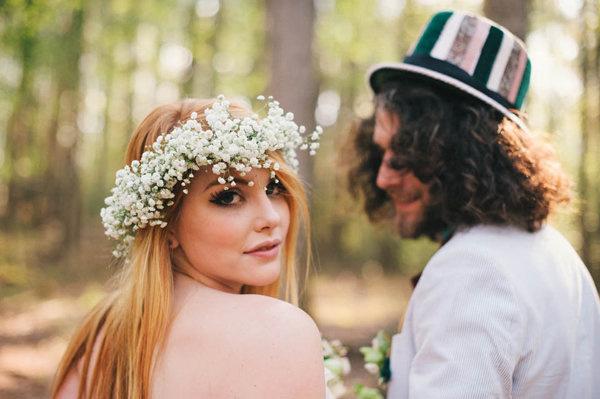 不思議の国のアリスっぽい結婚式が素敵な画像29