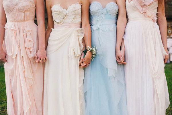 不思議の国のアリスっぽい結婚式が素敵な画像34
