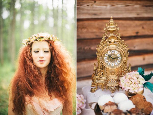 不思議の国のアリスっぽい結婚式が素敵な画像47