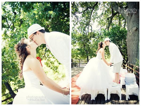 不思議の国のアリスっぽい結婚式が素敵な画像75