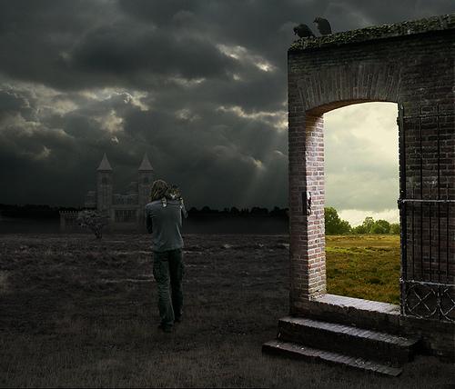 幻想的で、不思議な世界観のある写真画像まとめ13