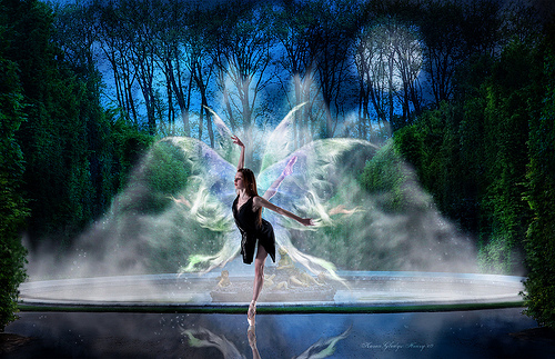 Dance of the Fountain