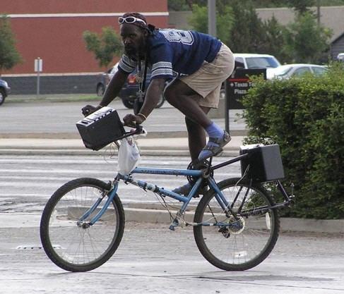 機能性のあるかもしれないチャリン(自転車)コ画像1