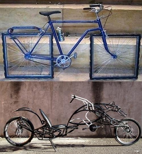機能性のあるかもしれないチャリン(自転車)コ画像10