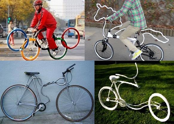 機能性のあるかもしれないチャリン(自転車)コ画像11