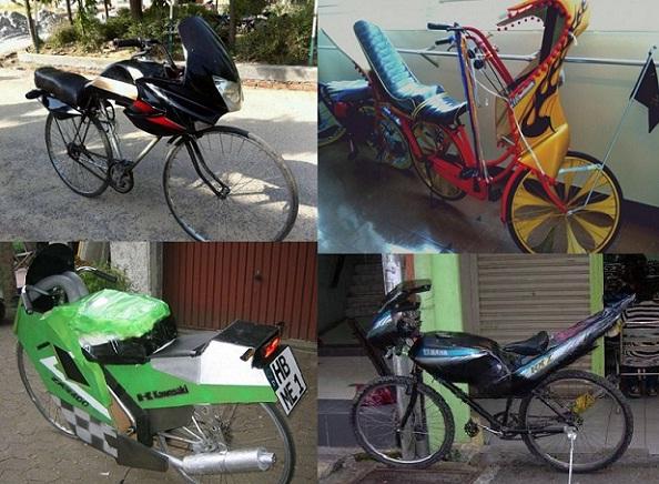 機能性のあるかもしれないチャリン(自転車)コ画像12