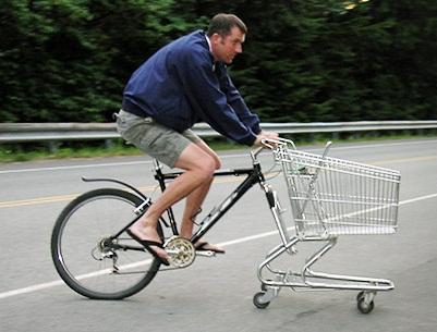 機能性のあるかもしれないチャリン(自転車)コ画像3