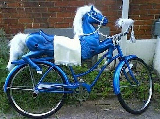 機能性のあるかもしれないチャリン(自転車)コ画像4