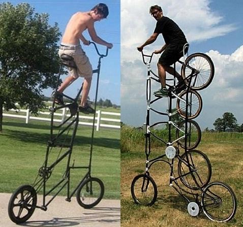 機能性のあるかもしれないチャリン(自転車)コ画像5