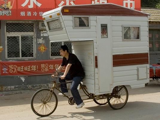 機能性のあるかもしれないチャリン(自転車)コ画像6