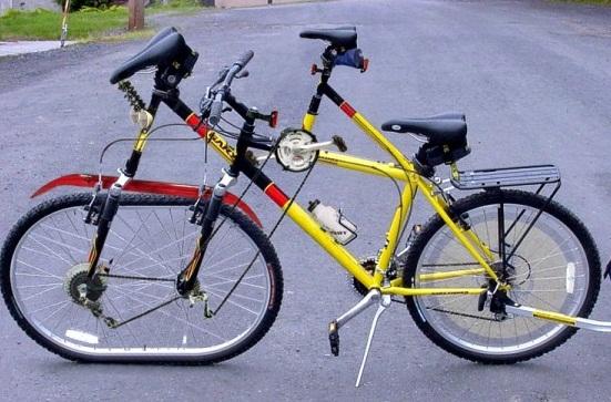 機能性のあるかもしれないチャリン(自転車)コ画像7