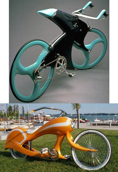 機能性のあるかもしれないチャリン(自転車)コ画像9