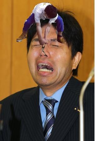 野々村竜太郎議員のコラ画像を集めてみた117