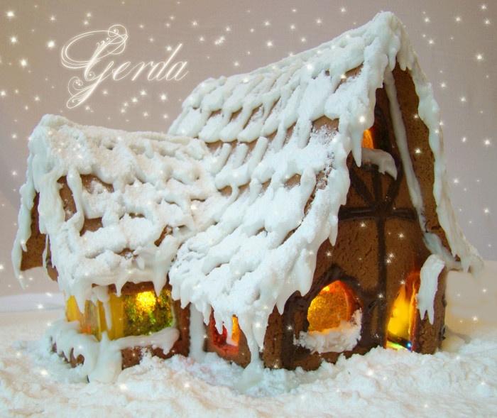 お菓子の家1700