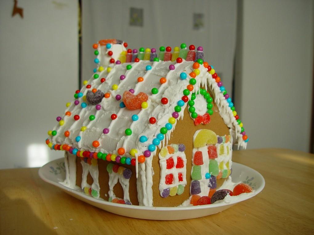 お菓子の家111020