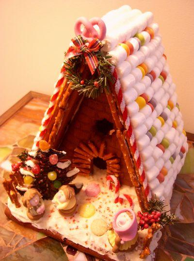 お菓子の家12400